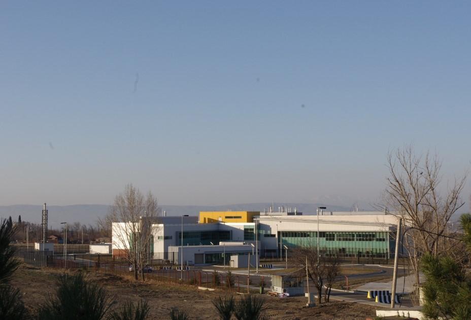 Центр Лугара, Республика Грузия
